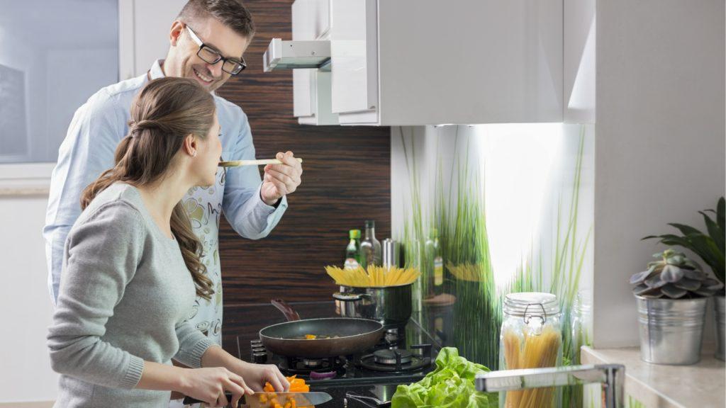 Gezond eten en genieten kan goed samengaan